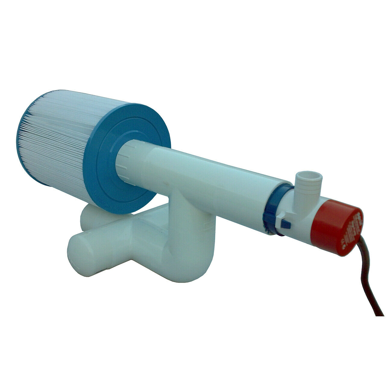 Bottom Feeder Solar Pool Filter Pump System 1100 Gph 6k