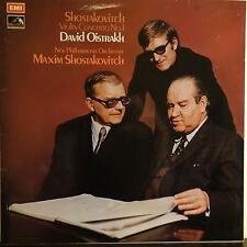 ASD 2936 Shostakovich Violin Concerto No. 1 / David Oistrakh / M. Shostakovic...