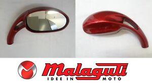 Specchietto-retrovisore-rearview-mirror-MALAGUTI-F12-F15-destro-right-bordeaux
