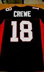 07a4984fa Paul Crewe  18 The Longest Yard Football Jersey Mean Machine Sandler ...