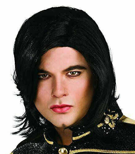 One Size Forum Novelties Michael Jackson Popstar Afro Wig