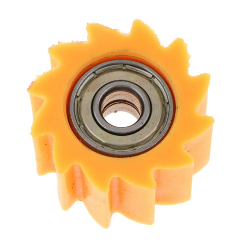 Motorbike Chain Roller Tensioner Pulley Wheel Guide for Kawasaki KX250F//450F