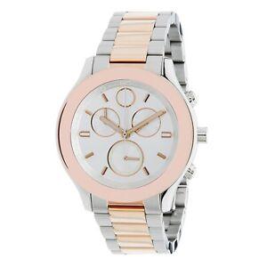 Movado 3600547 Women's Bold Silver Quartz Watch