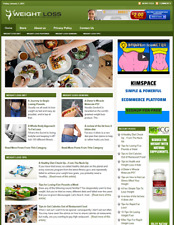 Weight Loss Website Business For Sale Work From Home Online Business