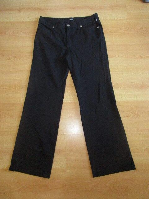 Pantalon Versace nero Dimensione 42 à - 70%