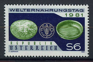 AUSTRIA-1981-MNH-SC-1193-World-Food-Day