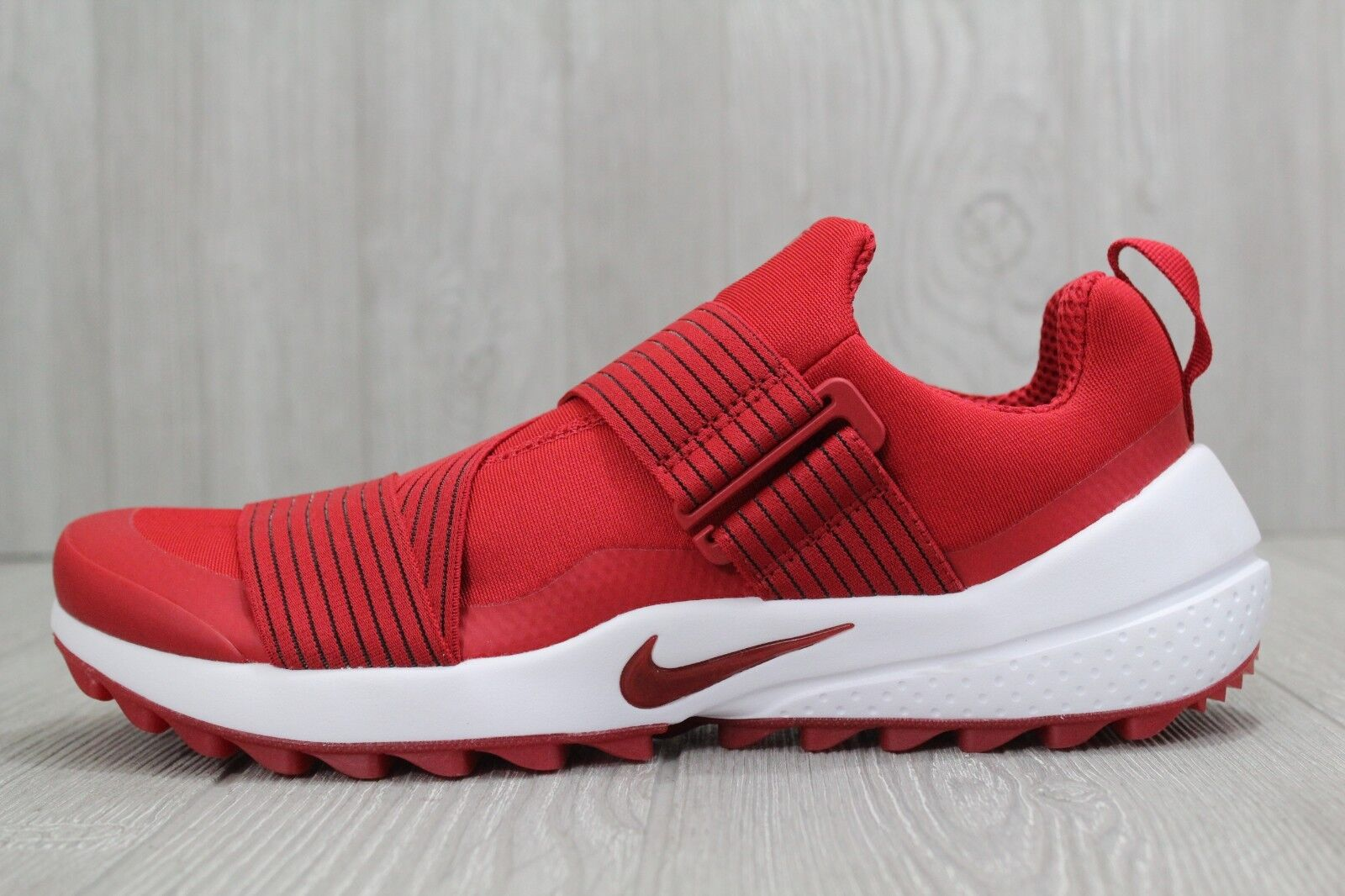 30 Mens Nike Air Zoom Gimme Spikeless Golf Shoes Red White Shoes 9-11 849955-600 The most popular shoes for men and women