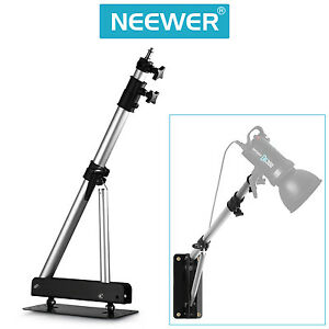 Image is loading Neewer-Max-Height-49-034-Wall-Mounting-Boom-  sc 1 st  eBay & Neewer Max Height 49
