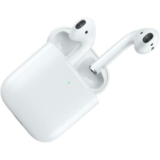 AU STOCK] APPLE AIRPODS 2ND GEN WITH WIRELESS CHARGING CASE + GST TAX INVOICE