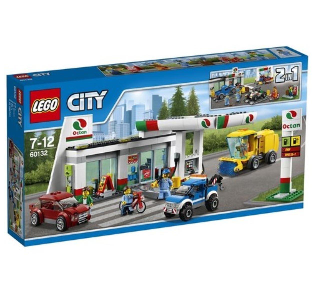City Service Station 60132 2016 Version Free Shipping
