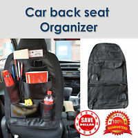Car Back Seat Pouch Organiser Storage Pocket Baby Kid Bag Tidy Travel Holder