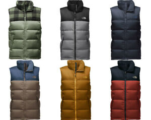 quality design 56509 d4832 Details about Men's North Face Nuptse 700 Down Vest Jacket New $149