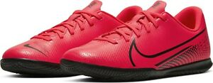 Nike-Mercurial-Vapor-13-Club-IC-Kinder-Hallenschuhe-rot-AT8169-606