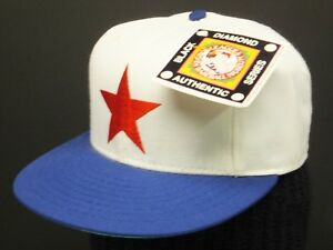 033dbad83fb40 Size 7 3 8 Detroit Stars 1920 Negro League Museum Replica Baseball ...