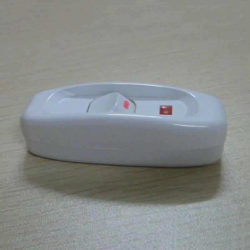 Lampenschalter Schnurschalter Switch Button Druckschalter Zwischenschalter 2020u