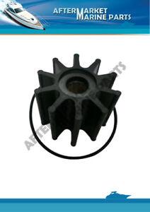 17937-0001 3588475 JAB Jabsco Yanmar Volvo Penta Mercruiser Impeller Replaces