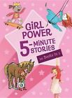 Girl Power 5-Minute Stories by Houghton Mifflin Harcourt (Hardback, 2015)