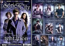 Series City Magazine #1 Twilight Robert Pattinson Kellan Lutz Taylor Lautner