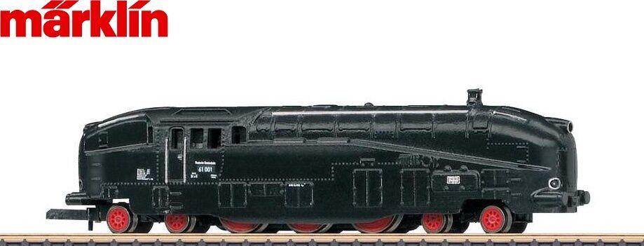 Märklin Z 88610 Loco Diesel Linee El. Br 61 DB - Nuovo + Conf. Orig.