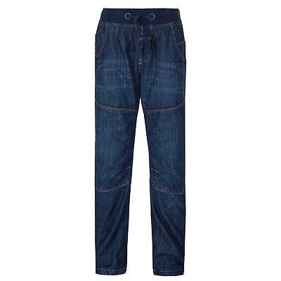 Boys Jeans Pull On Fleece Lined Jean Winter