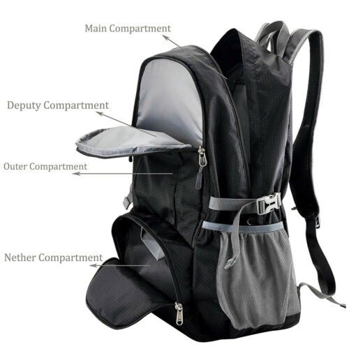 Lightweight Rainproof Outdoor Climbing Backpack 35L for Men Women Hiking Bag