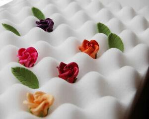 Mousse Fleur Séchage Plateaux ~ 5 Ou 10 Fleur Mousse Coussinets ~ 280 X 360 Mm ~ De Qualité Alimentaire-afficher Le Titre D'origine
