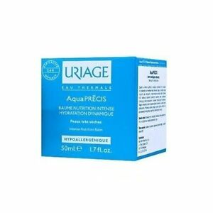 Uriage Aquaprecis Nutrition Balm 50ml My Spa Life Hydro Soothing Cooling Eye Pads, Strawberry, 6 Ct