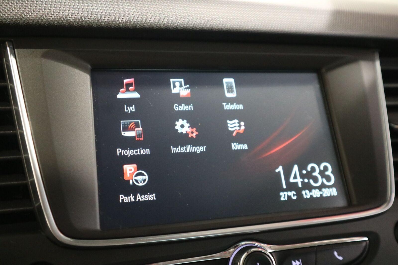 Opel Crossland X 1,2 Enjoy - billede 7
