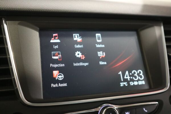 Opel Crossland X 1,2 Enjoy billede 7