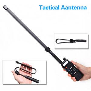 Tactical-Antenna-SMA-Female-Dual-Band-VHF-UHF-144-430Mhz-For-Baofeng-UV-5R-UV-82