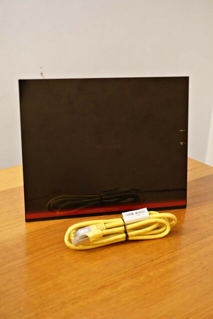 Netgear D6300 Dual Band Wireless AC Modem Router - NO Power Supply
