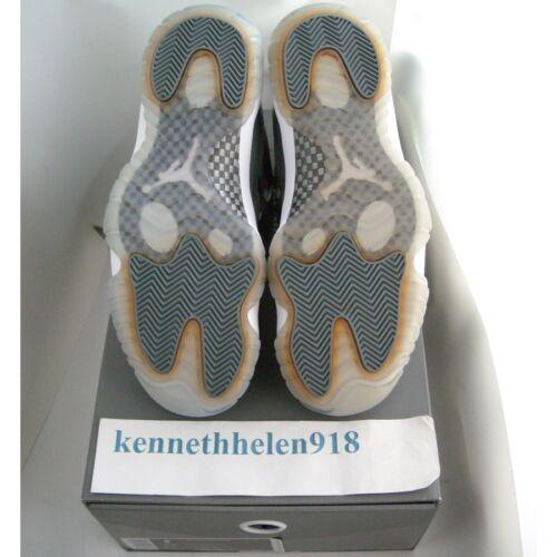 Nike 9 Grey Nuevo 378037 Cool 11 001 Talla Air Hombres Xi Retro Jordan 2010 5OqCf
