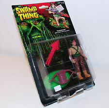SWAMP THING (ANIMATED SERIES): TOMAHAWK KENNER ACTION FIGURE MOC