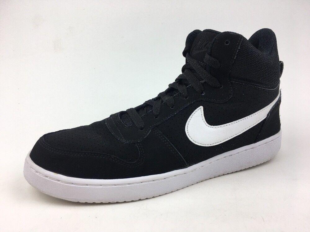 separation shoes a9aaf 33a6a Nike Court Borough Borough Borough de mediados de 838938 010 hombres  calzado deportivo, comodo gran Primero que nada y para ...