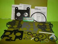 Carburetor Rebuild Kit Rochester 2 Bbl M2me E2m2 Buick Chevy Old Pontiac 78-87 +
