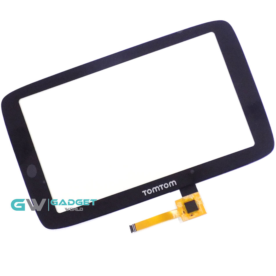 TomTom Go 520 Wi-Fi 5 inch Touch Screen Digitizer Front Glass Replacement Part