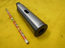 Nos 2 5 Morse Taper Adapter Sleeve Lathe Mill Drill Tool Holder Mt Collis