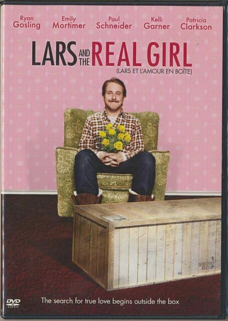 Lars And The Real Girl (DVD, 2008, Canadian, Widescreen) Ryan Gosling