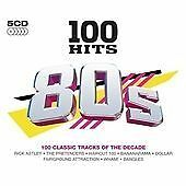 Various Artists - 100 Hits 80's - Very Good Condition