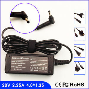 Details about 45W AC Adapter Charger For Lenovo N22 Chromebook 11 6