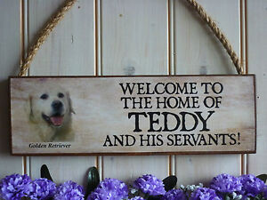 GOLDEN-RETRIEVER-SIGN-GIFT-FUNNY-WOODEN-SIGN-WELCOME-SIGN-OWN-NAMES-OUTDOOR-SIGN