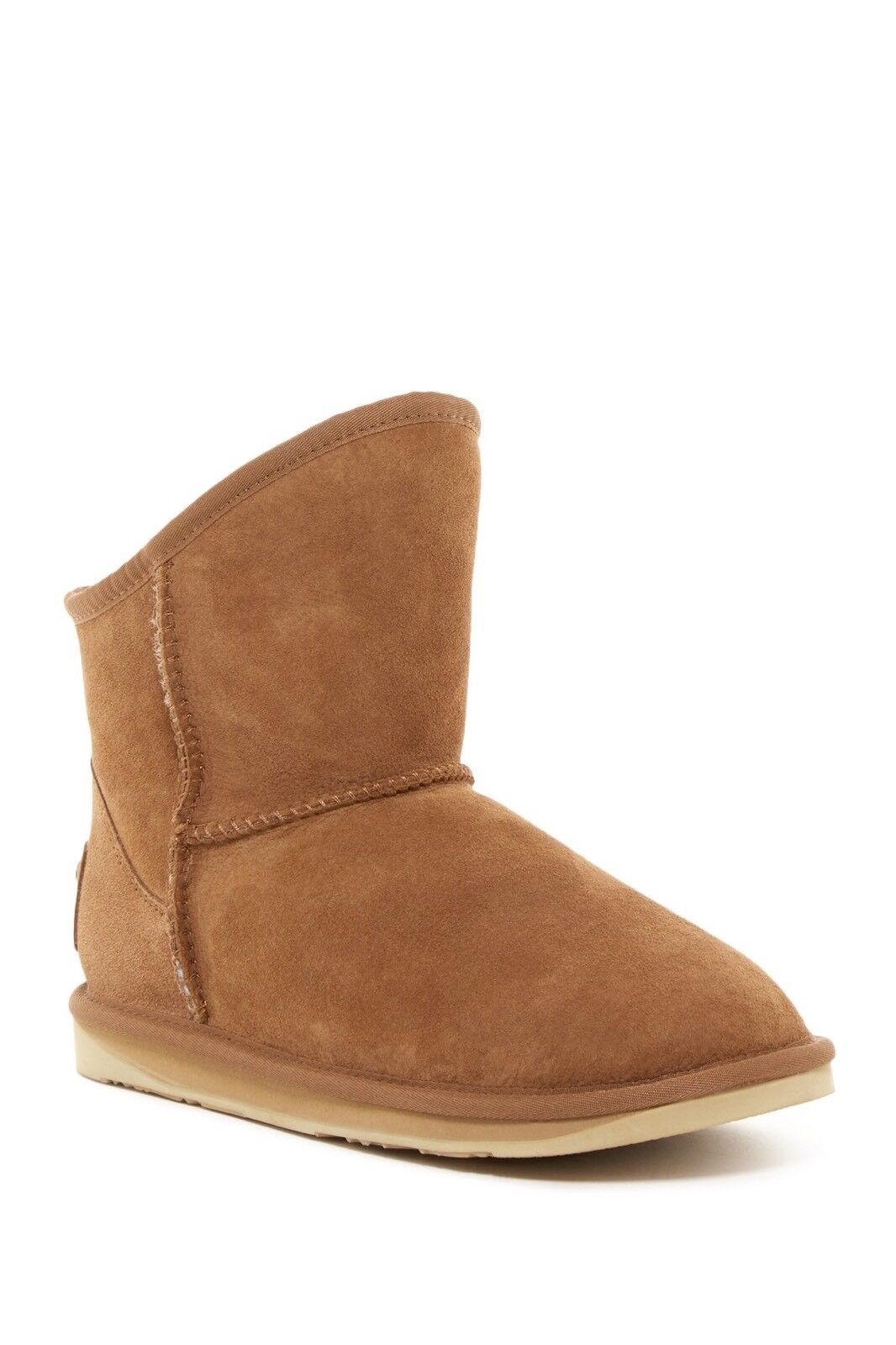 $190 NEW Australia Luxe Collective Sz 5 Cosy X Short Genuine Shearling Boots