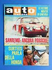 Rivista Automobilismo Auto Italiana N° 12 - 1968 - Surtees - Mercedes 300 SEL