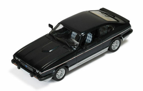 Ford Capri 2.8L Injection  Dark Grey  1982 (IXO 1 43   CLC199)