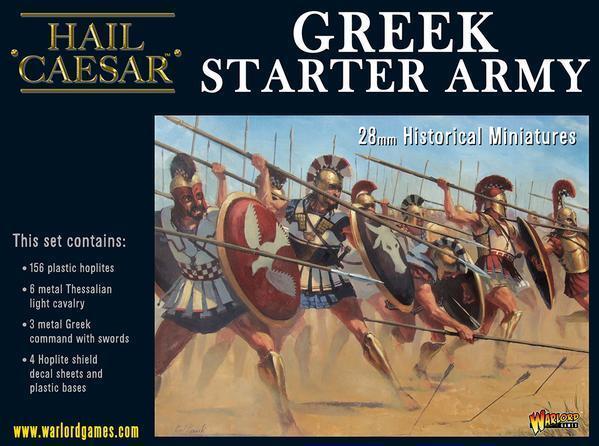 Hell Caesar. Grekiska stjärnornas krigskrigsspel.