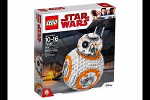 LEGO 75187  Star Wars BB-8  - BNISB