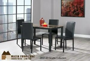 Faux Marble Top Dining Set (MZ38) Toronto (GTA) Preview