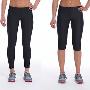47f7dd1df403b Image is loading Womens-Black-Gym-Leggings-Fitness-Running-Exercise-Sports-
