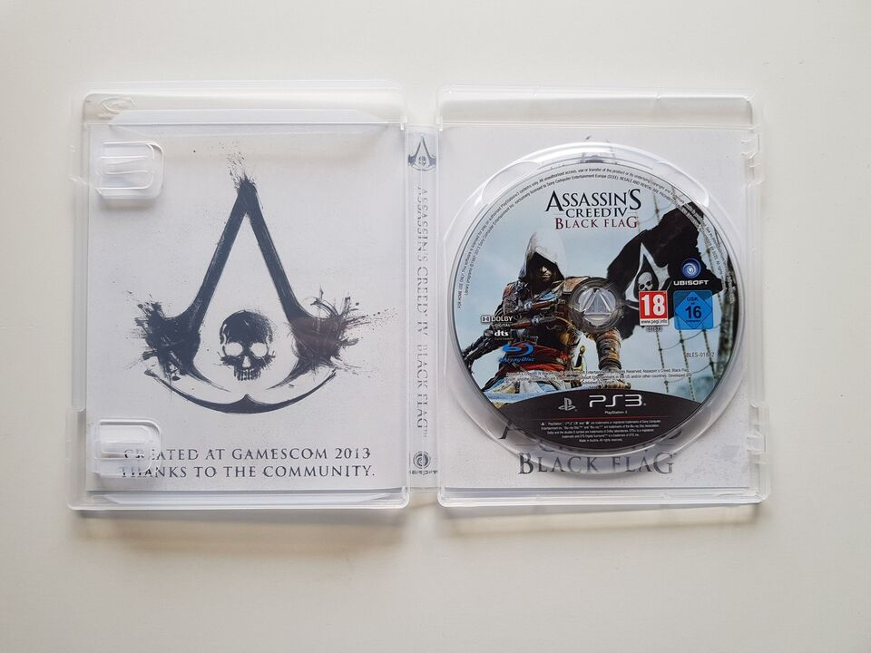 Assassin's Creed, PS3