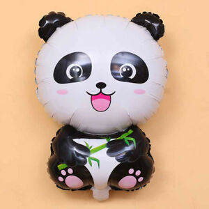 Panda-clinquant-ballon-joyeux-anniversaire-fete-decor-enfants-jouet-gonflable-SP